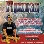 Pipeman in the Pit show