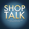 Shop Talk a podcast for the beauty industry, hairstylists and hair-salon owners. By 124 Go show