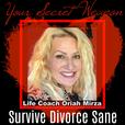 Survive Divorce Sane Podcast show