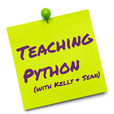 Teaching Python show