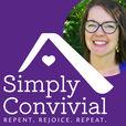 Simply Convivial: Organization & Mindset for Home & Homeschool show