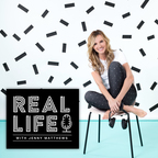 Real Life With Jenny Matthews show