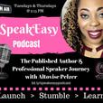 The #SpeakEasy Podcast show