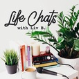 Life Chats with Liv B show