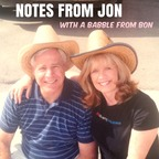 Notes from Jon with a babble from Bon show