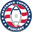 Alliance Football Podcast show