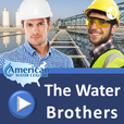 The Water Brothers show