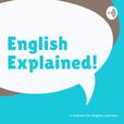 English Explained! show