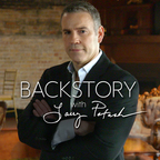 Backstory with Larry Potash show