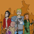 Crudely Drawn Swords - A Dungeon World Actual Play  Podcast show