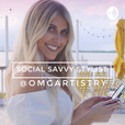 OMG Artistry Podcast: Social Savvy Stylist Olivia Smalley  show