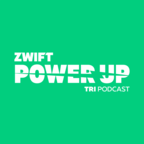 Zwift Power Up Tri Podcast show