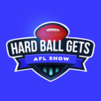 The Hard Ball Gets AFL Show show