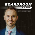 Boardroom Bound with Alexander Lowry show