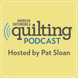 American Patchwork & Quilting Podcast show
