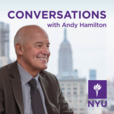 Conversations: Hosted by NYU President Andy Hamilton show