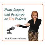 Home Stagers and Designers on Fire show