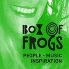 Box of Frogs show