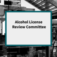 Alcohol License Review Committee Podcast show