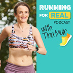 The Running for Real Podcast show