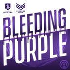 Bleeding Purple show