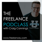 The Freelance Podclass show