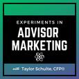 Experiments in Advisor Marketing show
