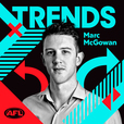 Trends with Marc McGowan - an AFL podcast show