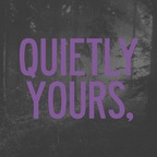 Quietly Yours show