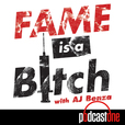 AJ Benza: Fame is a Bitch show