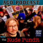 AGD Podcast with The Rude Pundit show