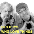 Old Guys Who Love Things show