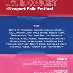 NPR Music Live In Concert show