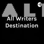 All Writers Destination show