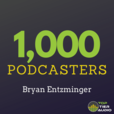 1,000 Podcasters show