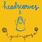 Headscarves and Good Yarns show