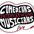 Comedians Interviewing Musicians show