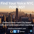 Find Your Voice NYC Podcast show