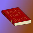 Books That Burn show