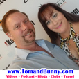 Swing with TomandBunny show