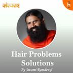 Hair Problems Solutions by Swami Ramdev Ji show