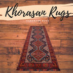 Khorasan Rug show