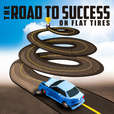 The Road To Success On Flat Tires show