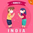 Namastey India show