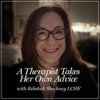 A Therapist Takes Her Own Advice show