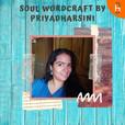 Soul wordcraft by Priyadharsini show