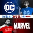 Dynamic Duel: DC vs Marvel show