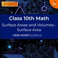 Surface Area | Surface Areas and Volumes | CBSE | Class 10 | Math show