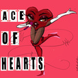 Ace of Hearts with Monique Heart show