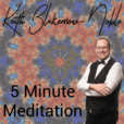 5 Minute Meditation show